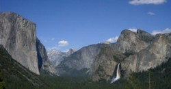 Our Mountain Town - Yosemite