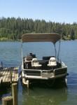Pine Mountain Lake - Boat