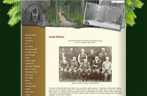 Groveland History on PineMountainLake.com